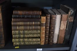 Antiquarian miscellany. Mainly Religion and Poetry. Includes; Mr. Dryen's Works of Virgil (volume