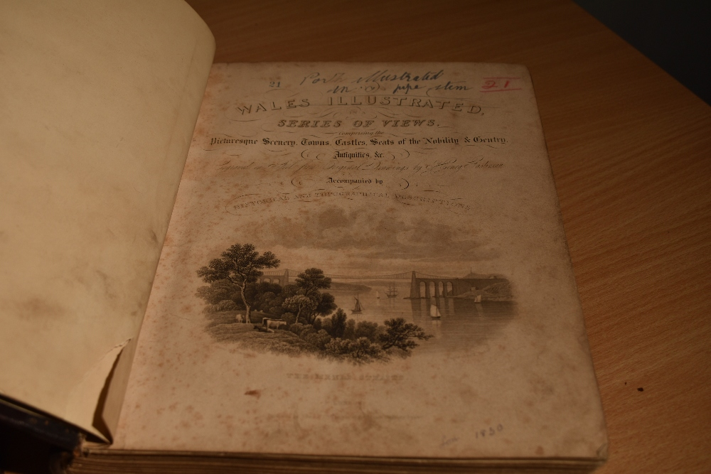 Antiquarian miscellany. A carton, includes; A Paraphrase and Notes on the Epistles of St. Paul. - Image 4 of 9