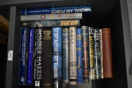 Aviation and Air Warfare. A selection, includes; Blake - Flying (1923); Rawnsley & Wright - Night