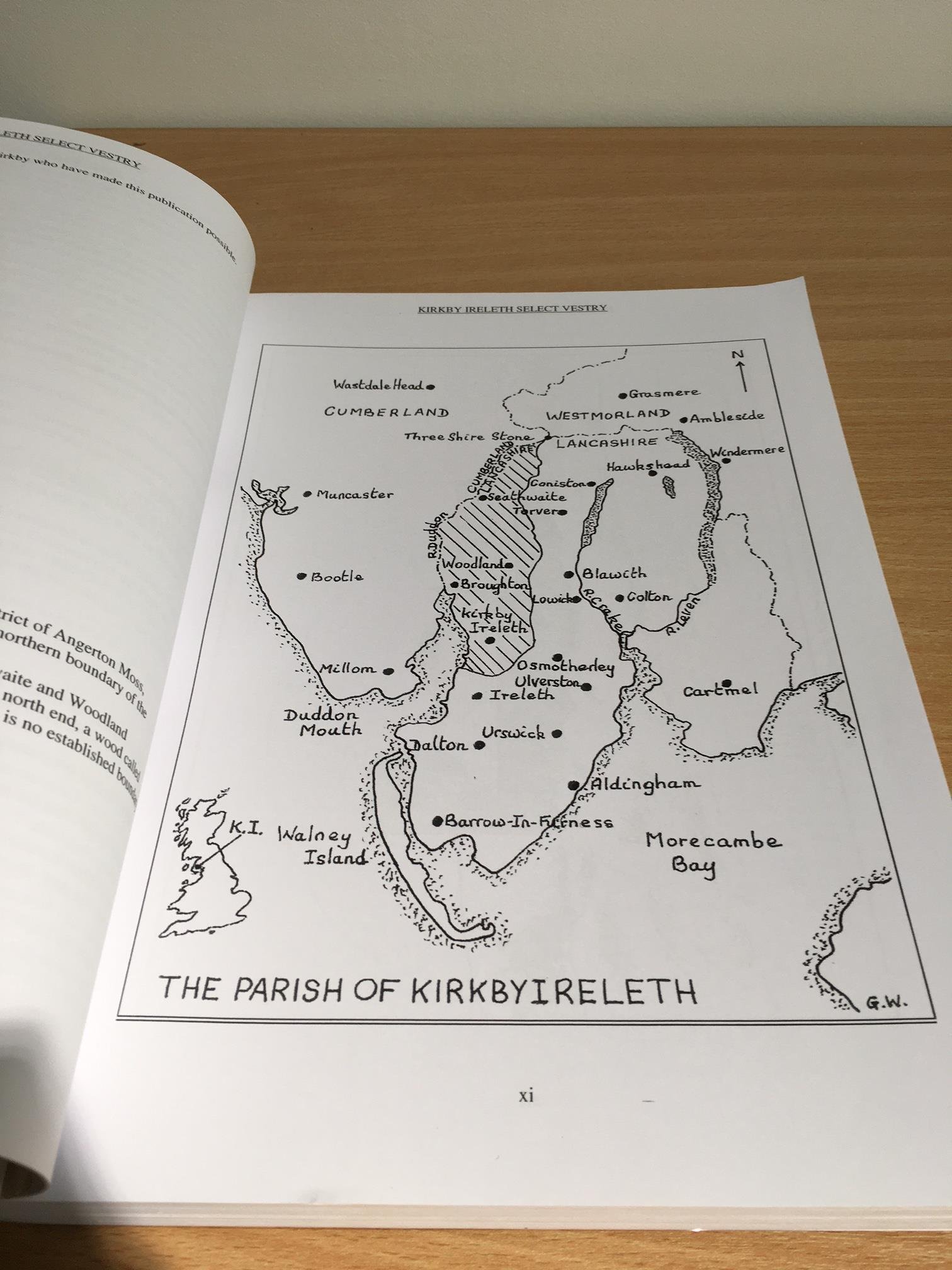 Local interest. Kirkby Select Vestry Book (2004); The Border Regiment in South Africa 1899-1902 from - Image 2 of 2
