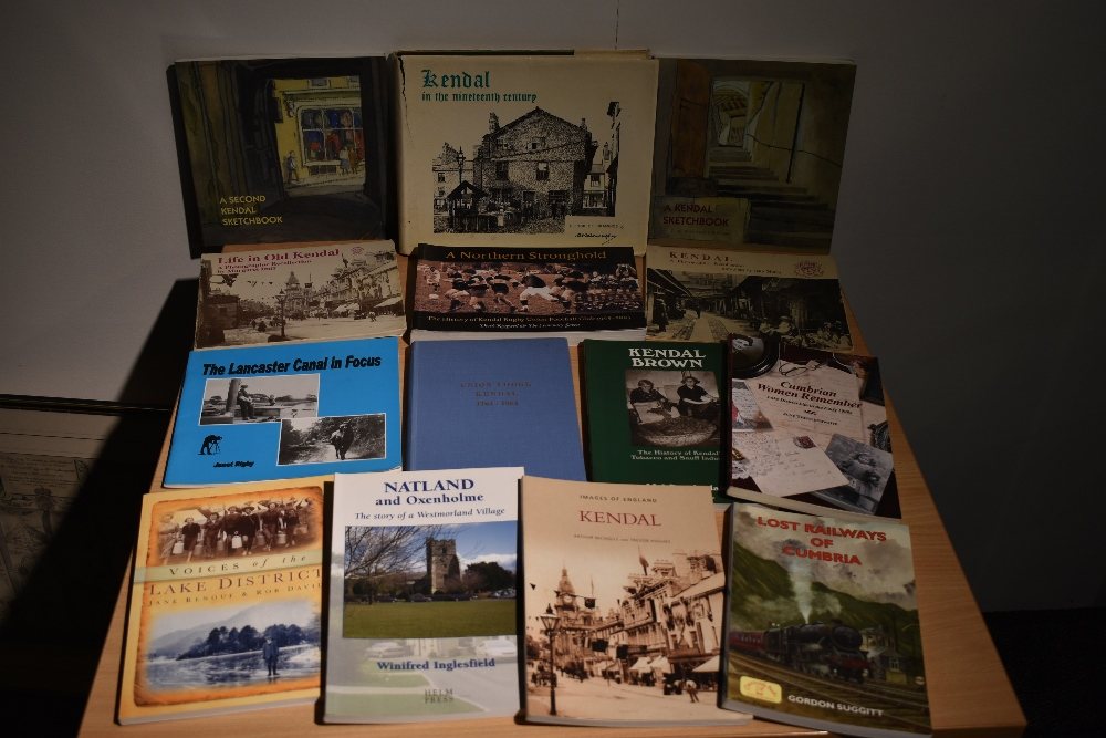 Local interest. A large selection of historical and topographical publications, majority softback, - Image 2 of 3