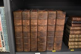 Religion. Scott, Thomas - Commentary on The Holy Bible. London: 1832. Six volumes, with maps.
