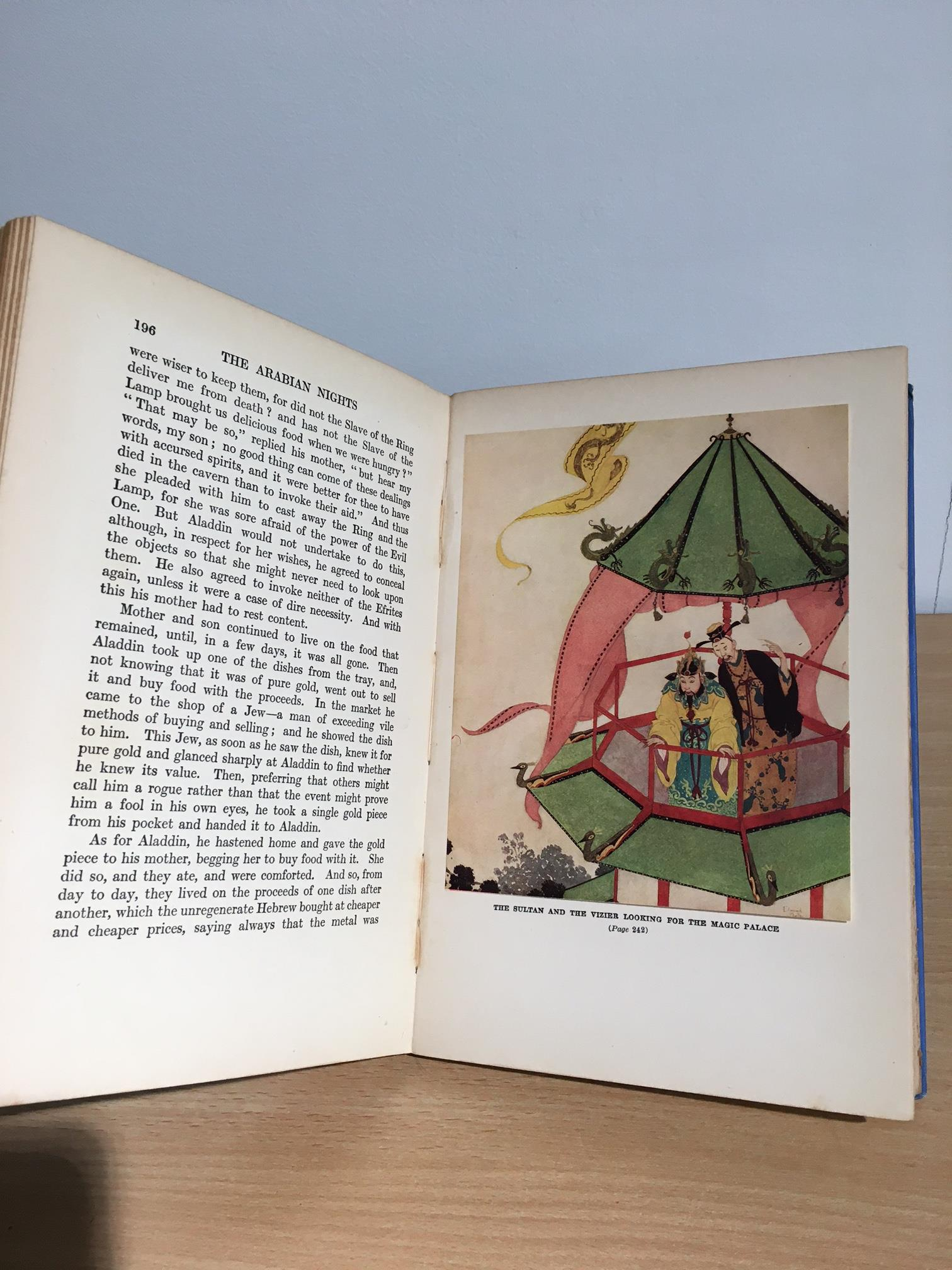 Children's. A selection, includes; Arabian Nights illustrated by Edmund Dulac; The Water-Babies - Image 5 of 8