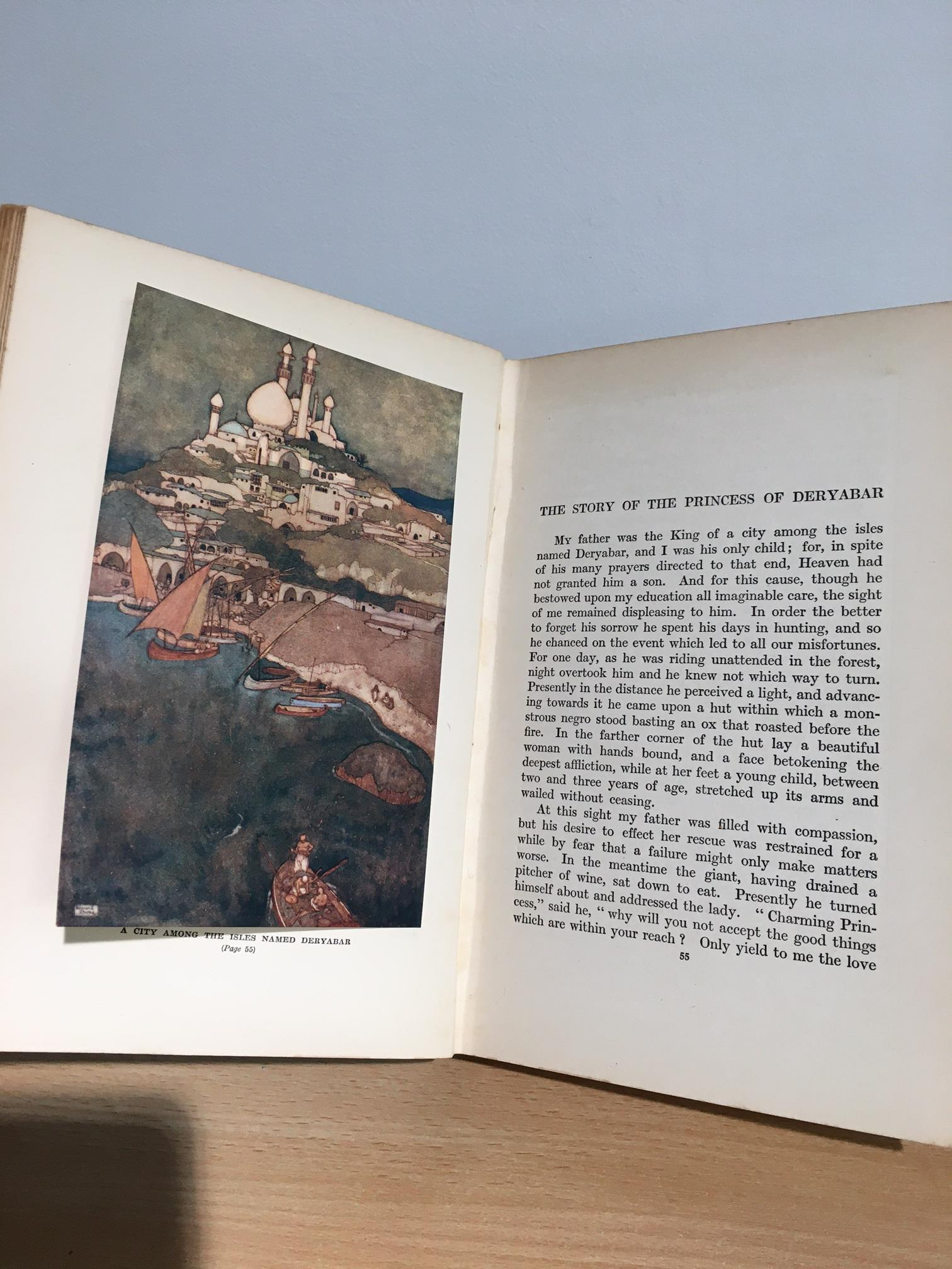 Children's. A selection, includes; Arabian Nights illustrated by Edmund Dulac; The Water-Babies - Image 3 of 8