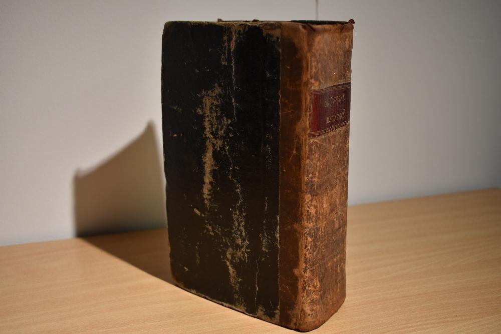 Antiquarian. The Universal Magazine of Knowledge and Pleasure; &c. Vol. XCIV. London: W. Bent, 1794. - Image 2 of 3