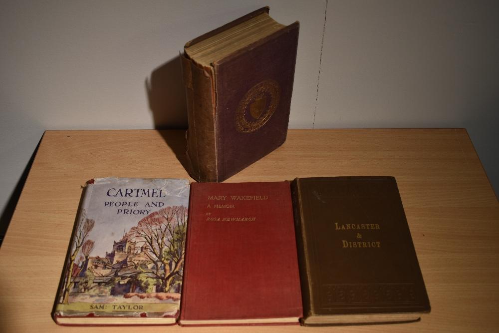 Local interest. Stockdale, James - Annales Caermoelenses: or Annals of Cartmel. Ulverston: William - Image 2 of 2