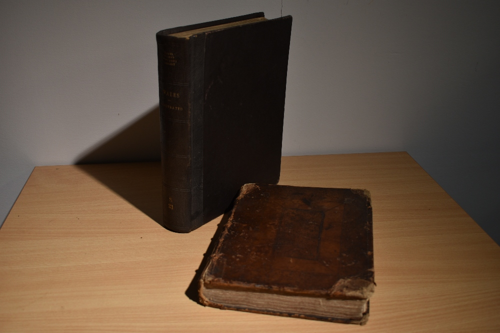 Antiquarian miscellany. A carton, includes; A Paraphrase and Notes on the Epistles of St. Paul. - Image 2 of 9
