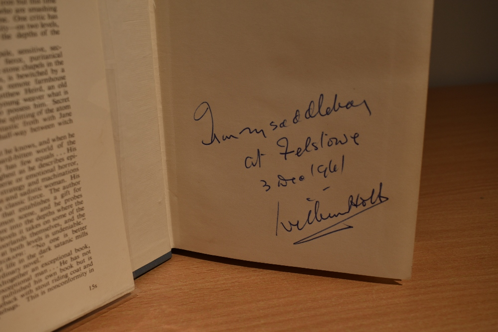 Inscribed copy. Holt, William - The Wizard of Whirlaw. Published by the author, 1959, 2nd - Image 3 of 3