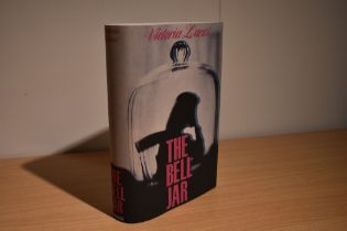 Scarce First Edition. Lucas, Victoria [Plath, Sylvia] – The Bell Jar. London: William Heinemann Ltd.