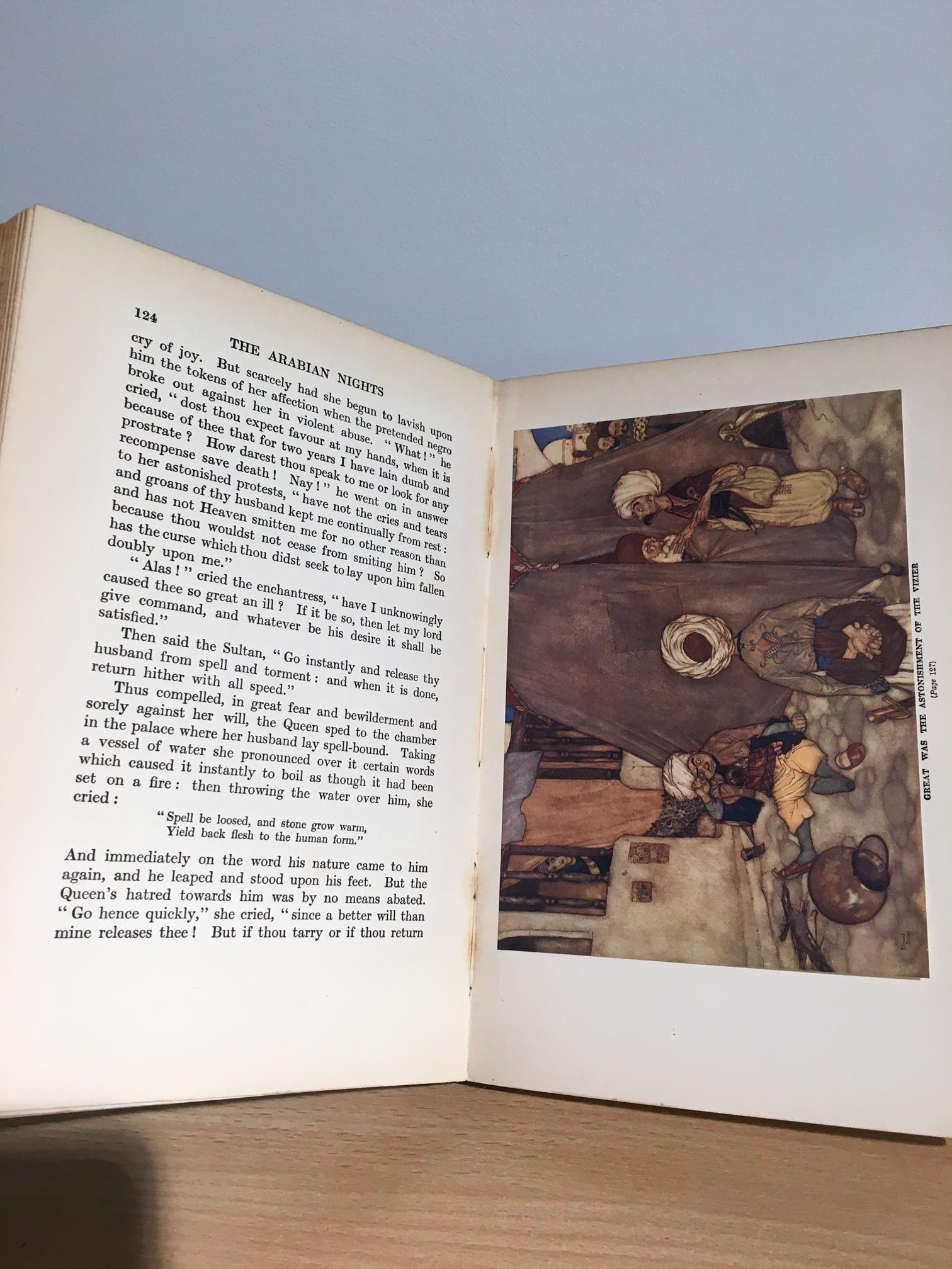 Children's. A selection, includes; Arabian Nights illustrated by Edmund Dulac; The Water-Babies - Image 6 of 8