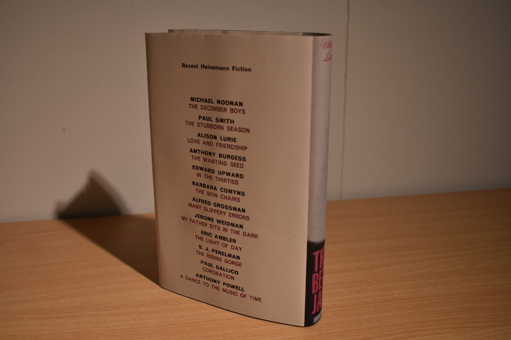 Scarce First Edition. Lucas, Victoria [Plath, Sylvia] – The Bell Jar. London: William Heinemann Ltd. - Image 2 of 7