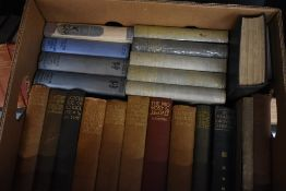Literature miscellany. Includes; T. N. Foulis publications; John Buchan; R. B. Cunninghame Graham;