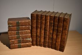 Antiquarian. French History. Rankin, Rev. Alexander - The History of France. London: 1801-1822.