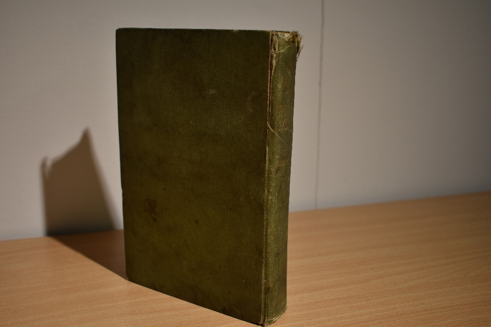 Fishing & Angling. Signed copy. Martin, J. W. - Days Among The Pike & Perch. Plymouth: W. - Image 2 of 4