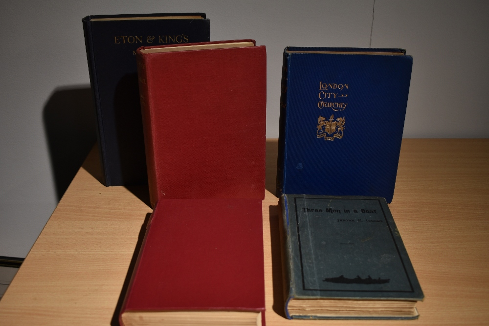Miscellaneous. A small selection, includes; A Naturalist's Voyage - Charles Darwin. London: John - Image 2 of 2