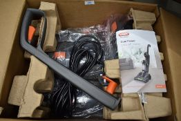 A Vax Dual Power carpet cleaner, boxed, looks unused