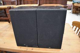 A pair of JPW speakers