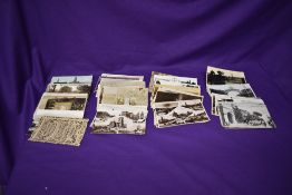 A collection of approx 70 vintage Postcards including Liverpool and Askrigg (North Yorkshire) and