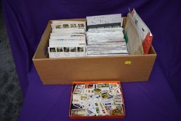 A large collection of GB First Day Covers and Presentation Packs, mainly 1980's onwards, along
