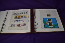 A collection in two Lindner Printed Albums of Portugal, Madeira and Azores, 1980's sets and mini