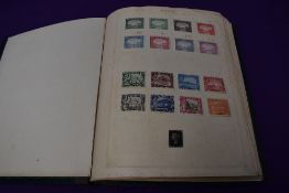 An Album Commonwealth Stamps, Mint and Used, Victoria to George VI, Good Stamps Seen including