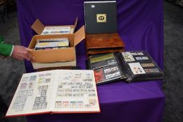 A collection of GB Stamps and First Day Covers including Presentation Packs, 1970's to 2000,