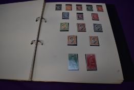 An Album of Mint New Zealand Stamps, early 1900's to late 1960's including 1935 Airmail Set, 1936