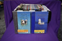 A collection of Australia Stamp Year Books, complete run from 1981 to 2009, including stamps, most