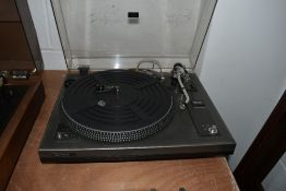 A Gerrard DD 130 vinyl record player