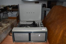 A portable Bush Record player type SRP 41