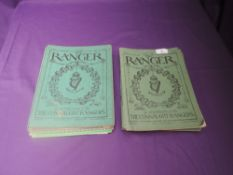 A collection of, The Ranger, A Journal For The Connaught Rangers, 1946-1969, no53-no56, no58-no61,