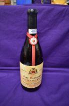 A Magnum 150cl of Marquis De Montdidier V.S.O.P. Fine Bourgogne Eau-De-Vie De Vin De Bourgogne