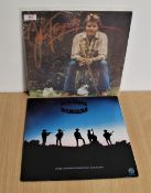 A lot of two albums by John Fogerty - great early 70's rock from the Creedence man