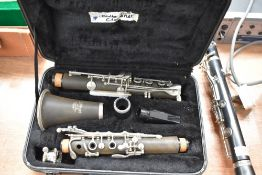 A Stagg clarinet