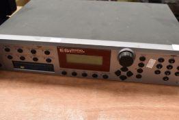 An E-MU ESI2000 digital sampler