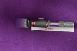 A professional sound engineer or recording studio ribbon microphone by Reslo sound 30/50 ohms Hi-z