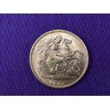 A 1909 Edward VII Gold Half Sovereign