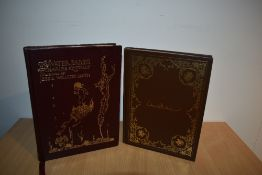 Children's. Classic reprints. The Sleeping Beauty (1983) illustrated by Edmund Dulac & The Water