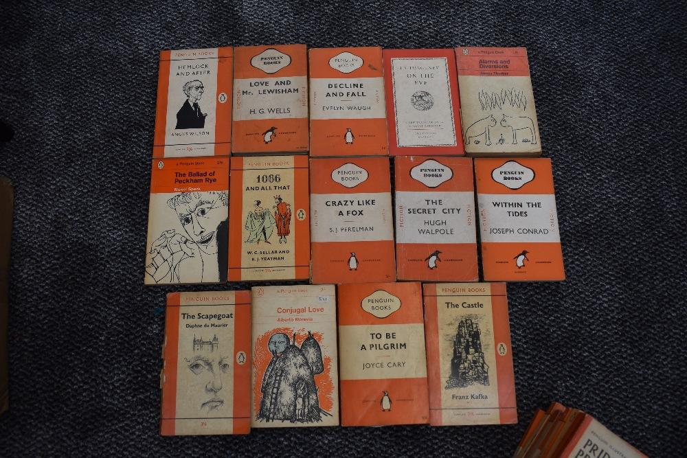 Penguin Books. A carton. Mainly Fiction. (64) - Image 3 of 3