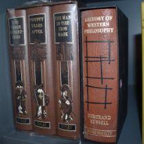 Folio Society. Three volume box set - Alexandre Dumas Trilogy: The Three Musketeers / Twenty Years