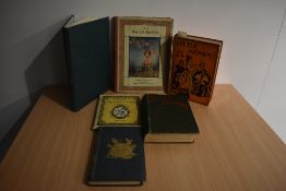Children's. A selection. Includes; Kingsley, Charles - The Water Babies. Circa 1920's. Illustrated