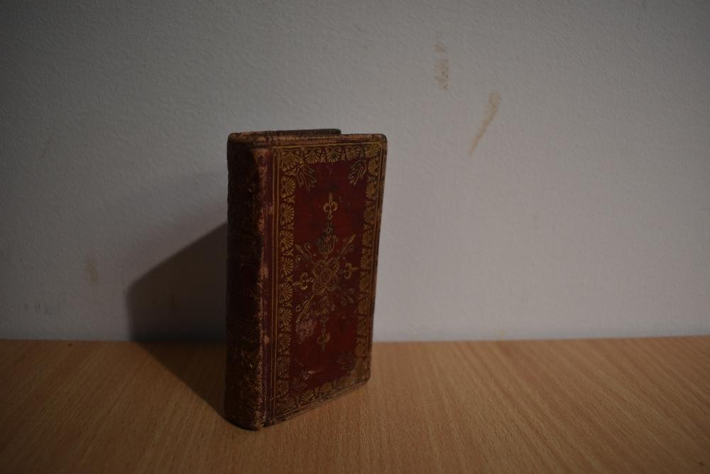 Antiquarian. Milton, John - Paradise Regained and other poems. London: 1823. 12mo (miniature).