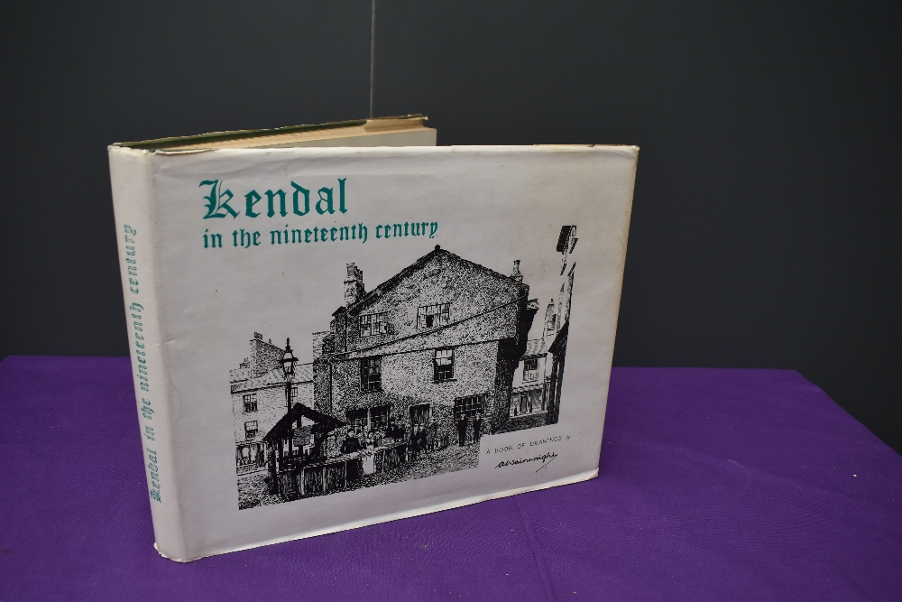 Wainwright. Kendal in the Nineteenth Century: A Book of Drawings. Research by John Marsh. Kendal: