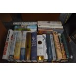Literature. A carton. Modern d/w selection. Generally nice clean copies. (22)