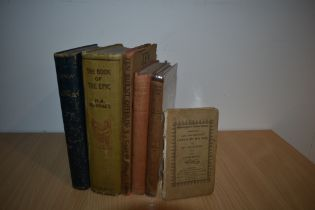 Miscellaneous. Poetry and Literature. Galsworthy, John - Caravan. 1925, signed limited edition;