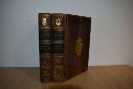 Antiquarian. Carlyle, Thomas - The French Revolution. London: Macmillan, 1900. Two volumes. Full