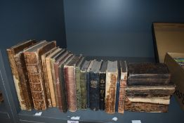 Antiquarian miscellany. Small format. Includes; Neilson, W. - Greek Exercises (1818); Stirling, J. -