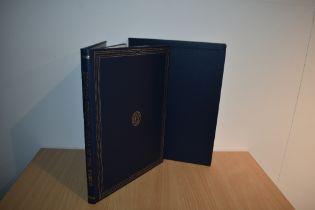 Folio Society. Edward Gibbon's Atlas of the World. 1991. Publisher's cloth, in slipcase. A 'Fine'