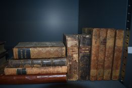 Antiquarian. Classics, small format miscellany. Includes; Pope, Alexander - The Works of Homer.
