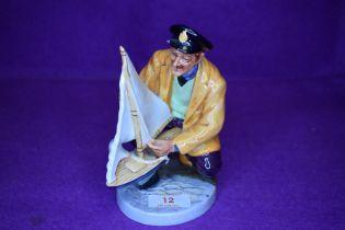 A Royal Doulton Figurine, Sailor's Holiday HN2442